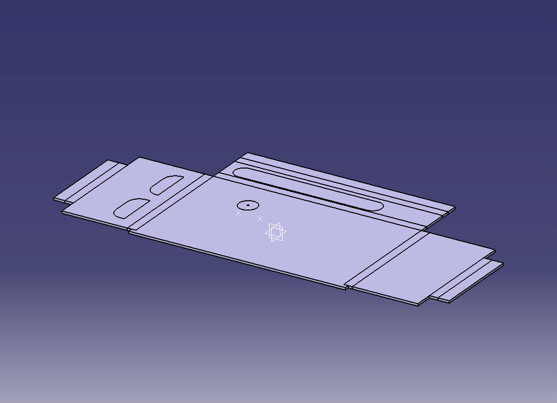 Catia V5 Sheetmetal Keltia Design Inc
