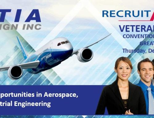 Keltia is attending the Veterans Job Fair December 6th providing CATIA training & Recruiting