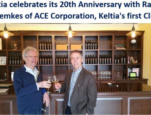 Keltia Celebrates its 20th Anniversary